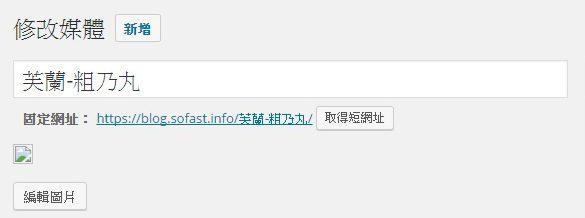 Wordpress 新增媒體後顯示 500 - 內部伺服器錯誤 - 01